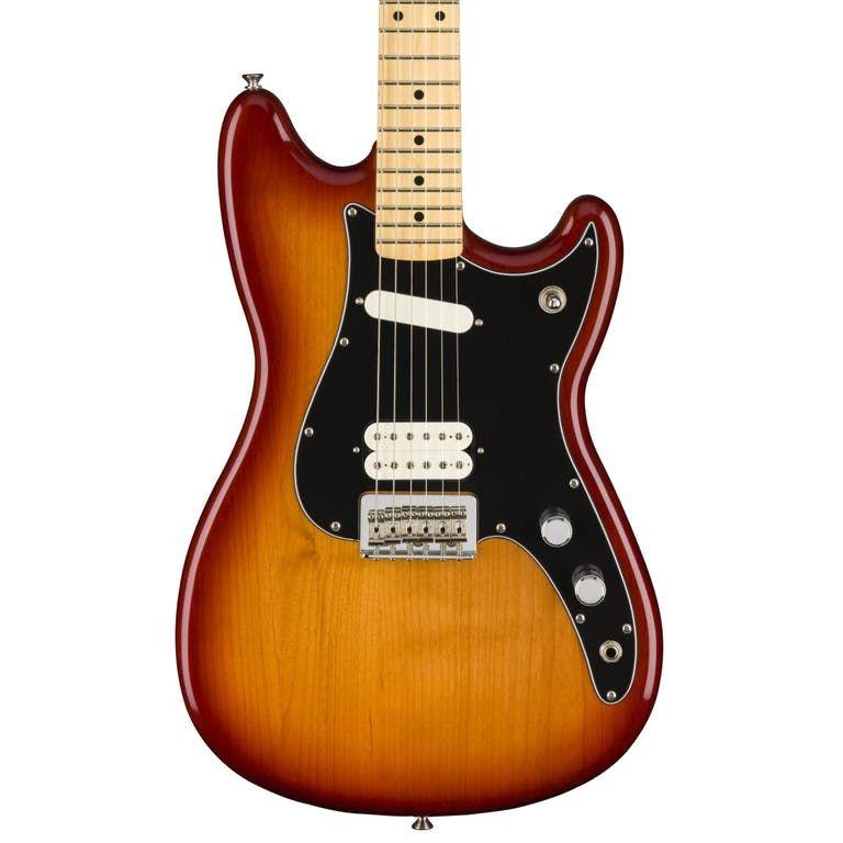Fender Duo Sonic HS MN SSB