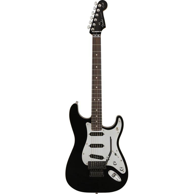 Fender Tom Morello Signature Stratocaster In Black