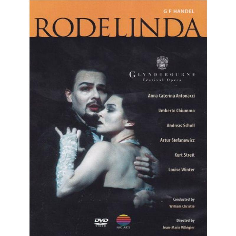 GLYNDEBOURNE FESTIVAL OPERA - RODELINDA (DVD)