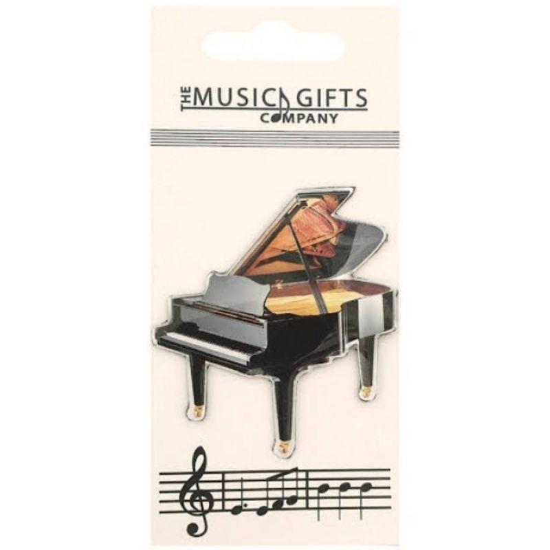 Music Gifts Fridge Magnet Grand Piano