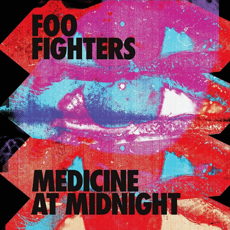 FOO FIGHTERS - MEDICINE AT MIDNIGHT - INDIE EXCLUSIVE BLUE VINYL