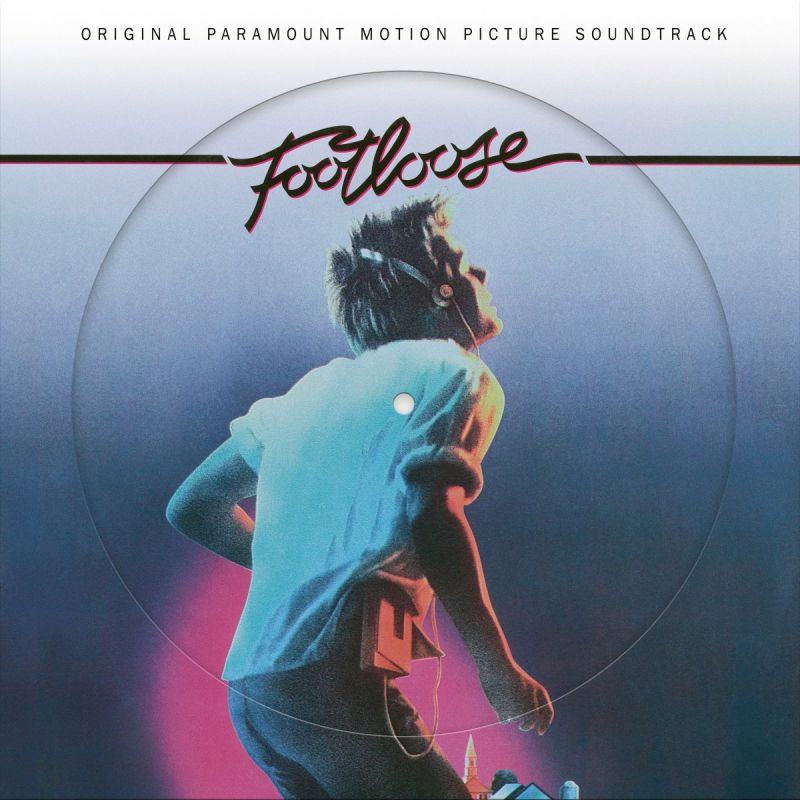 VARIOUS ARTISTS - FOOTLOOSE - OST - PICTURE DISC - NAD20