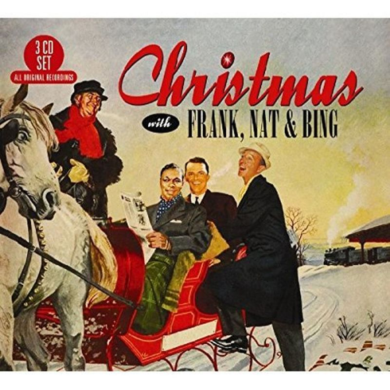 VARIOUS ARTISTS - CHRISTMAS WITH FRANK NAT AND BING