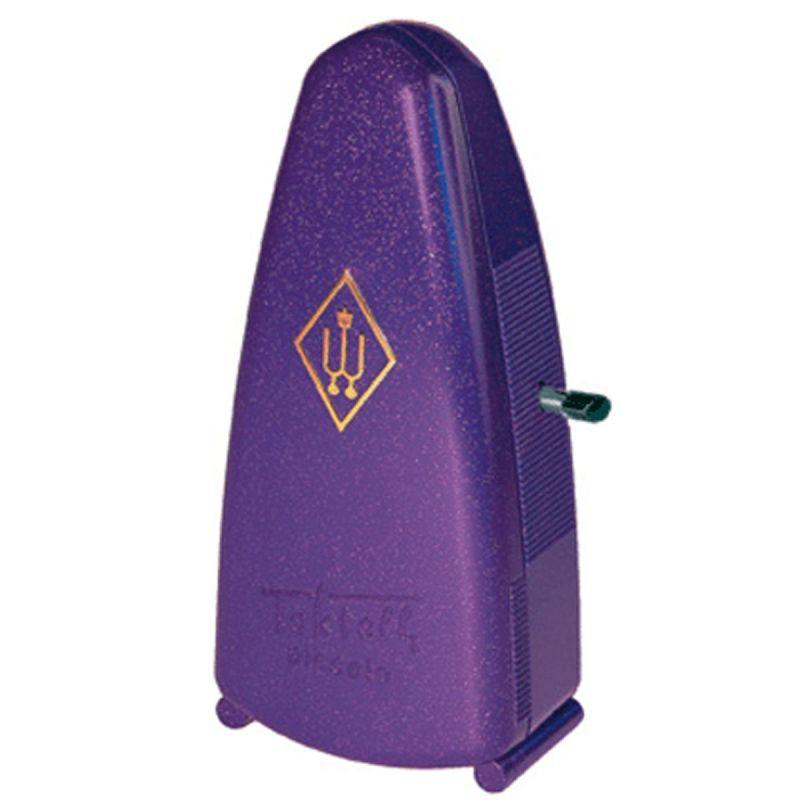 Wittner Taktell Piccolo Neon Metronome, Magic Violet
