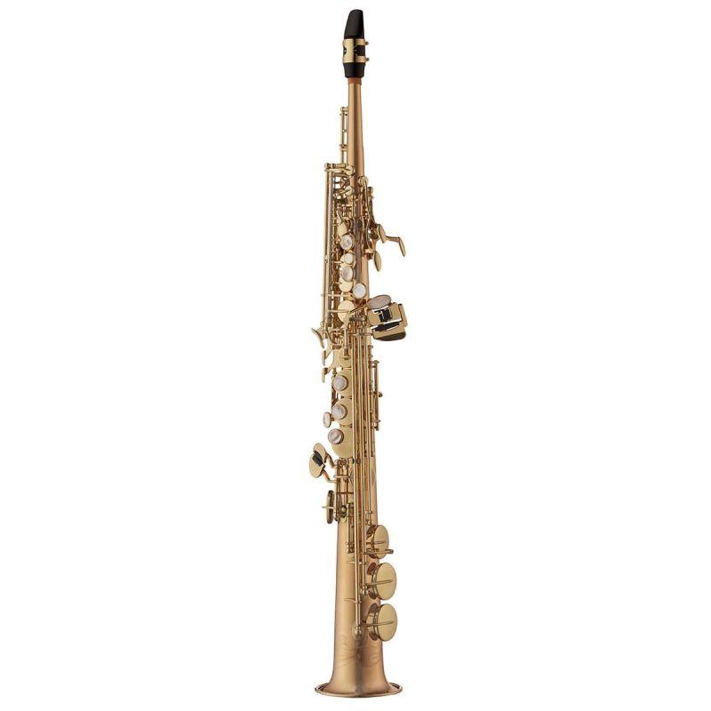 Yanagisawa Soprano Saxophone, Bronze, Unlacquered (SWO2U)