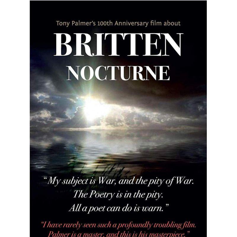 BENJAMIN BRITTEN - BRITTEN/NOCTURNE (DVD)