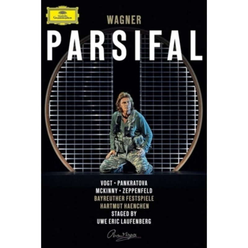 BAYREUTH FEST OR - WAGNER/PARSIFAL (DVD)