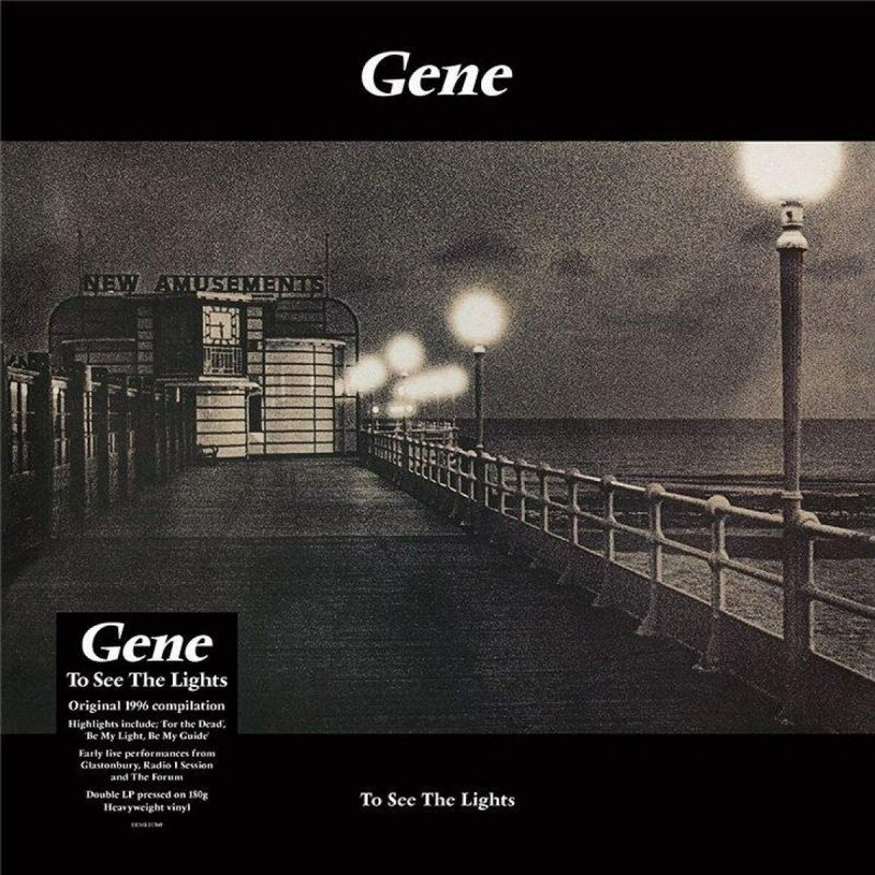 Gene - To See The Lights - Indie Exclusive Clear Vinyl