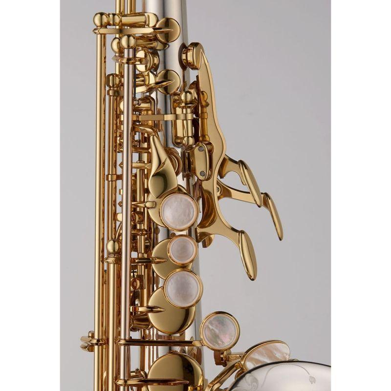 Yanagisawa Soprano Saxophone, Solid silver, clear lacquer (SWO3)
