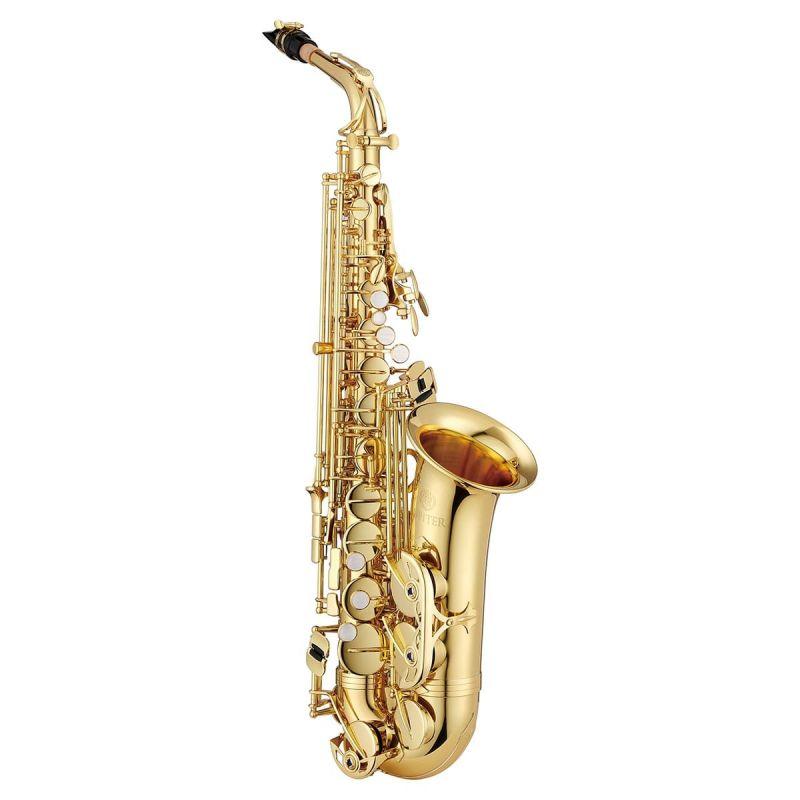 Jupiter JAS700Q Eb Alto Saxophone gold lacquered
