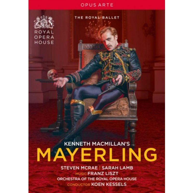 LISZT MAYERLING (DVD)