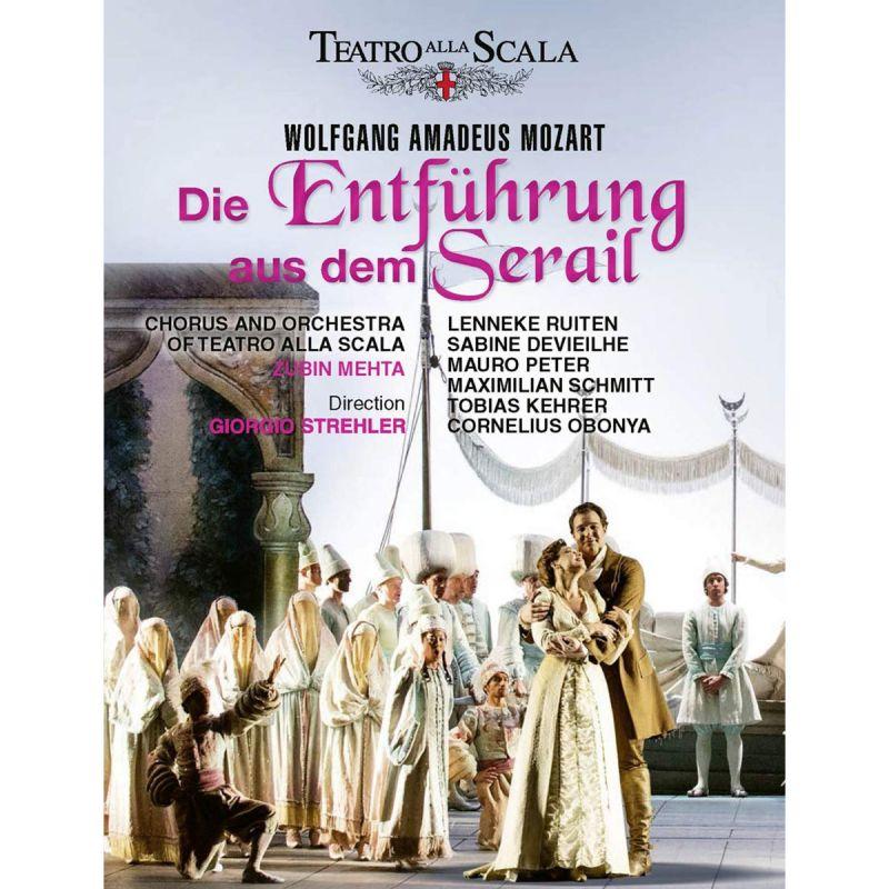 MOZART/DIE ENTFUHRUNG (DVD)
