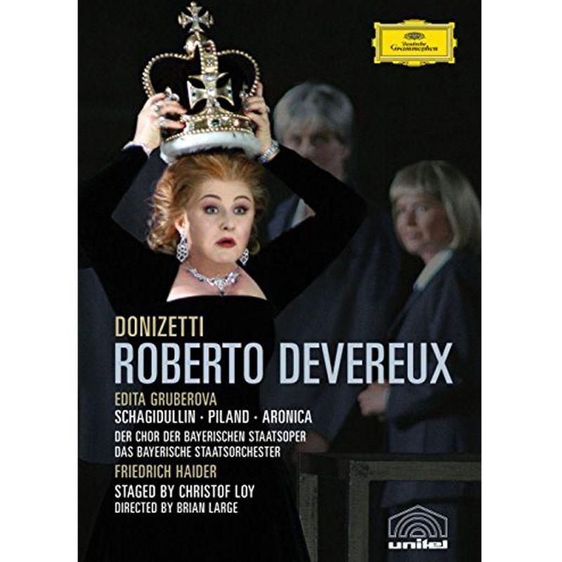 ROBERTO DEVEREUX - DONIZETTI ROBERTO DEVEREUX (DVD)