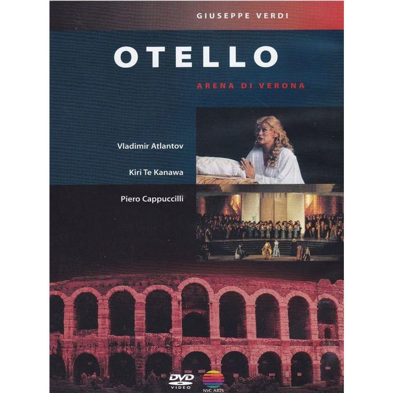ATLANTOV TE KANAWA CAPPUCCILLI - OTELLO - ARENA DI VERONA (DVD)