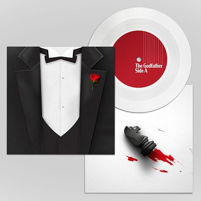 CITY OF PRAGUE ORCHESTRA - THE GODFATHER - 7INCH - RSD20
