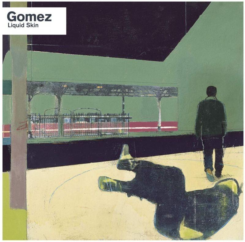 Gomez - Liquid Skin - 20th Anniversary Edition 2 LP Vinyl