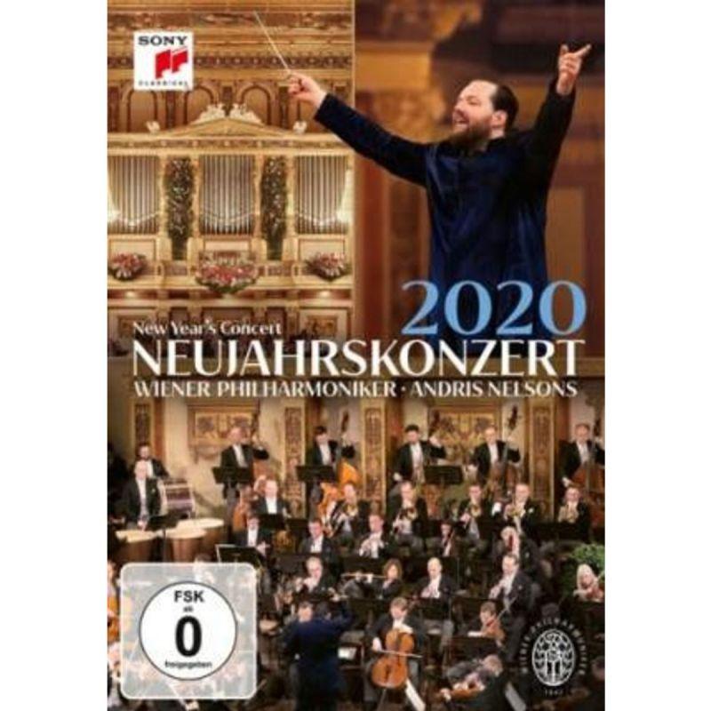 VP/NELSONS - NEUJAHRSKONZERT 2020 (DVD)