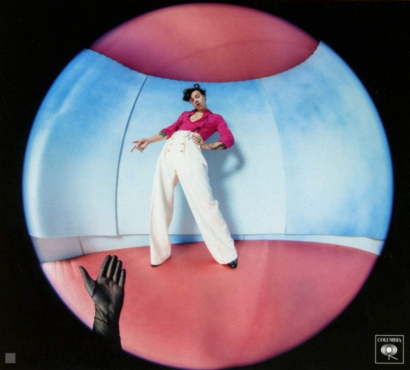 HARRY STYLES - FINE LINE - CD