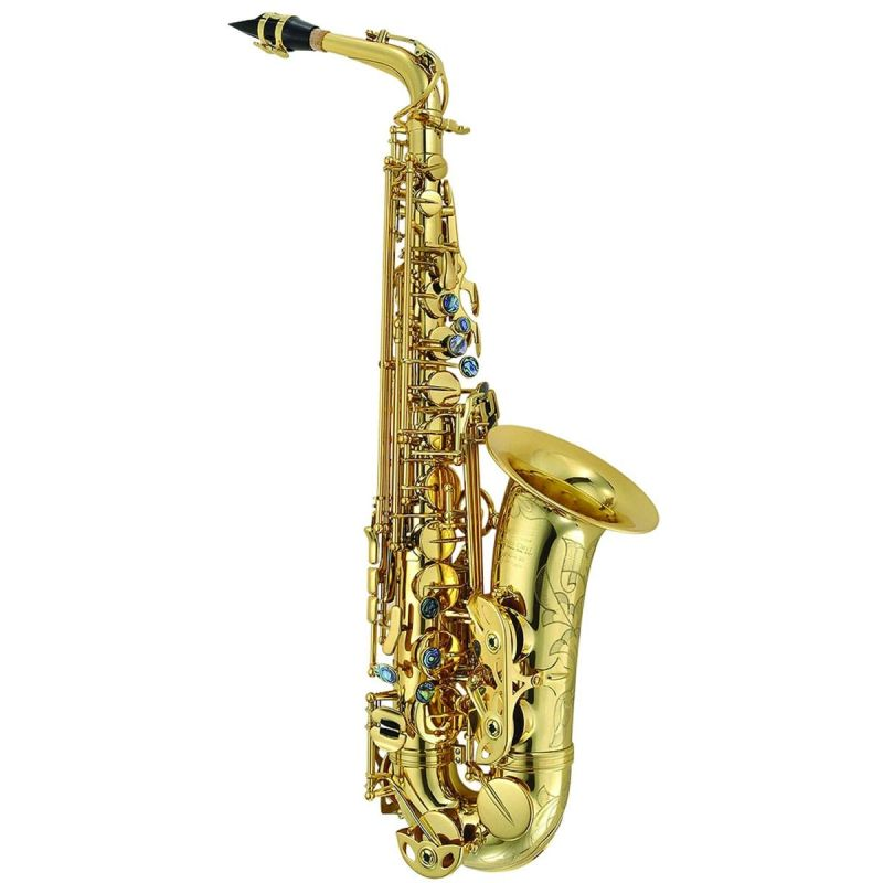 P Mauriat System 76 2nd Ed Alto Sax - Gold Lacquer