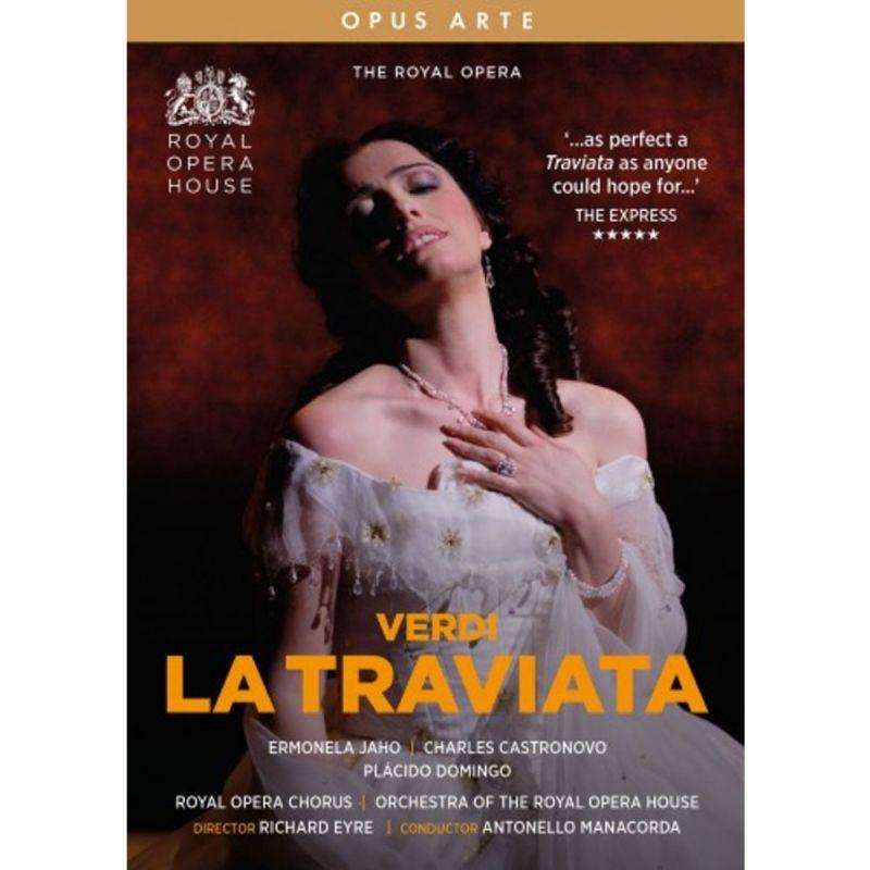 VERDI/LA TRAVIATA (DVD)