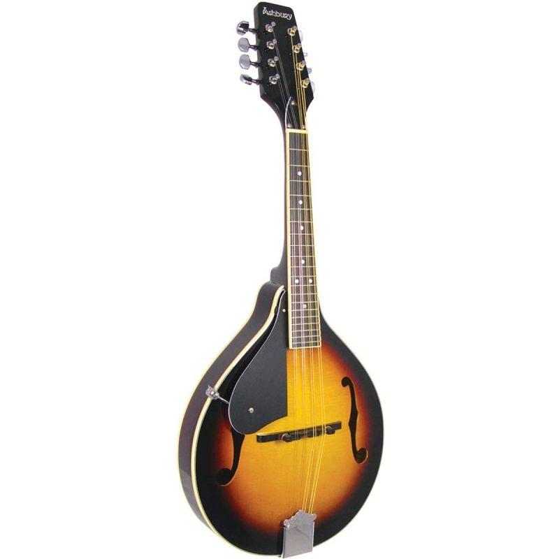Ashbury AM-10SBL A Style Mandolin,Left Handed