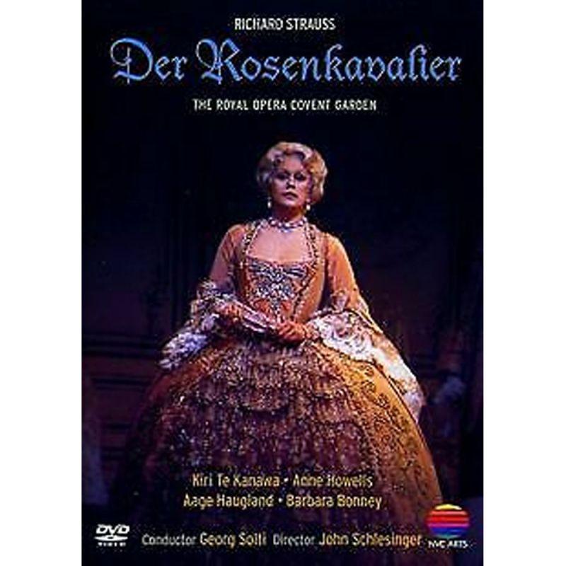 ROYAL OPERA HOUSE OR SOLTI - STRAUSS DER ROSENKABALIER (DVD)