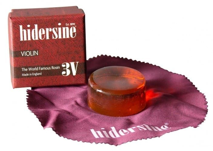 Hidersine Clear Violin Rosin