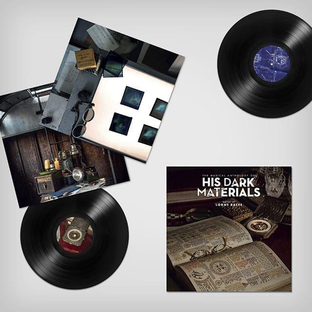 LORNE BALFE - MUSICAL ANTHOLOGY OF HIS DARK MATERIALS - RSD20