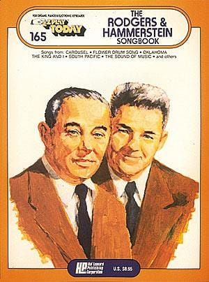 Rodgers, Richard - E-Z Play Today 165 The Rodgers And Hammerstein Songbook