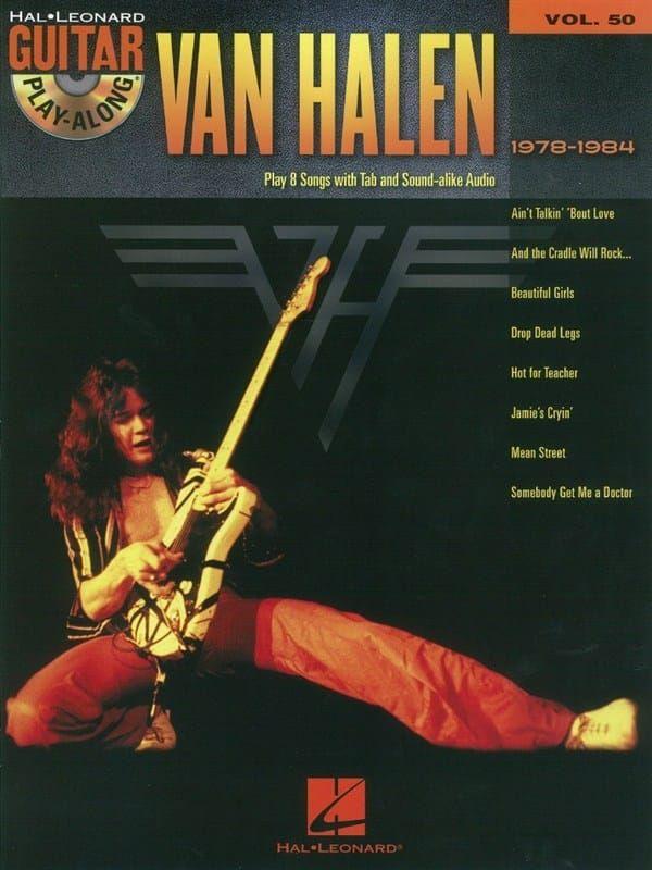 Guitar Play-Along - Van Halen 1978-1984