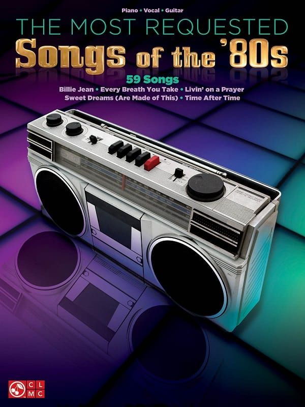 The Most Requested Songs Of The 80s PVG