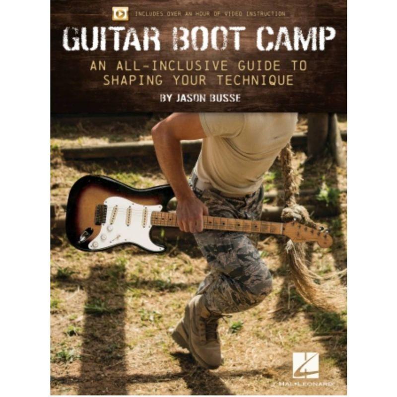 Guitar Boot Camp (Book + Online Video)