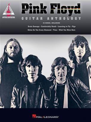 Pink Floyd - Guitar Anthology (Guitar Recorded Version)