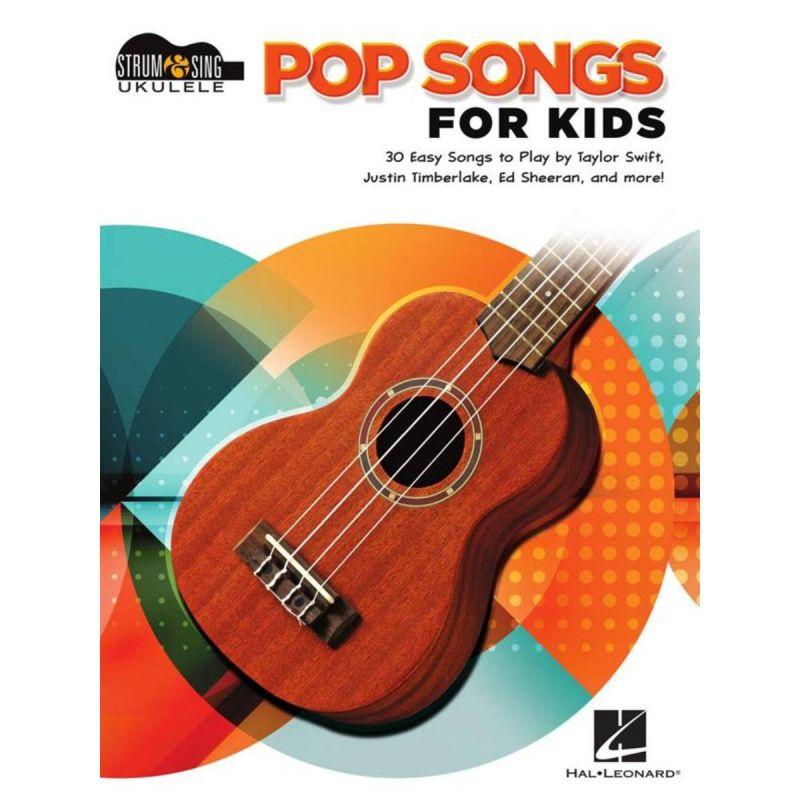 Pop Songs for Kids (Ukulele)