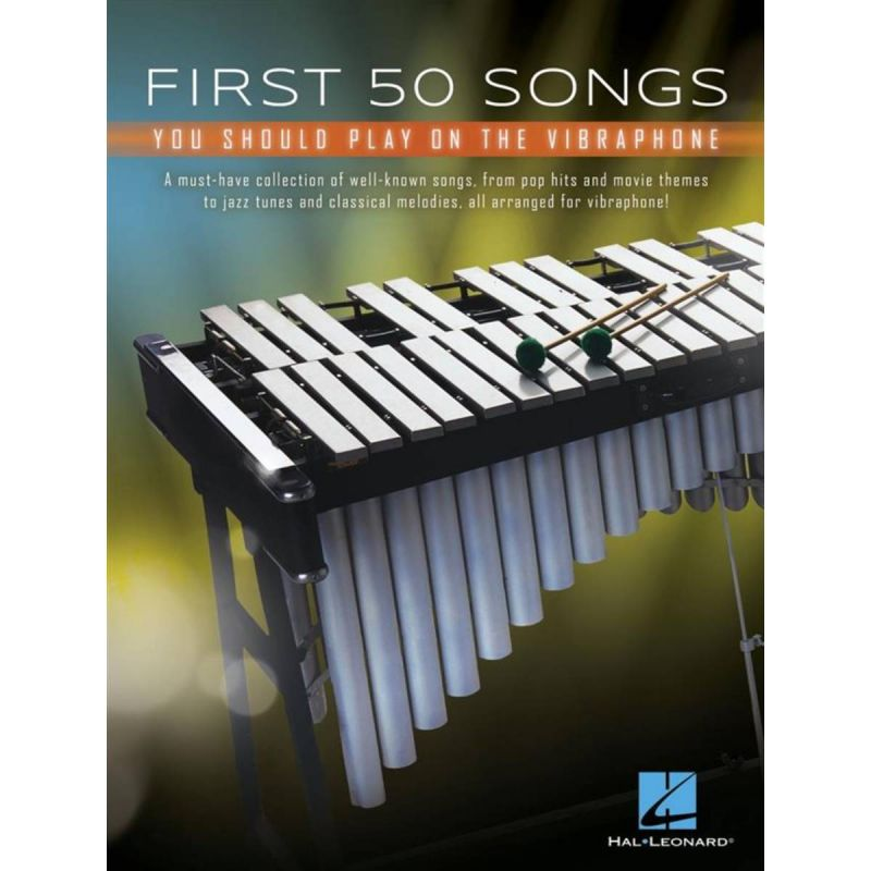 First 50 Songs You Should Play on Vibraphone