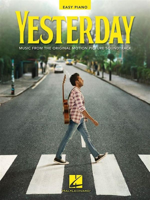Yesterday (Motion Picture Soundtrack) Easy Piano