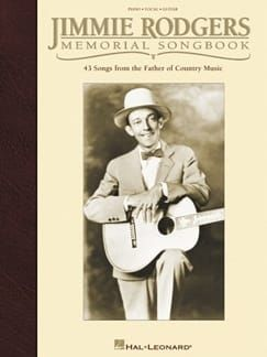Jimmie Rodgers Memorial Songbook (Fake Book)
