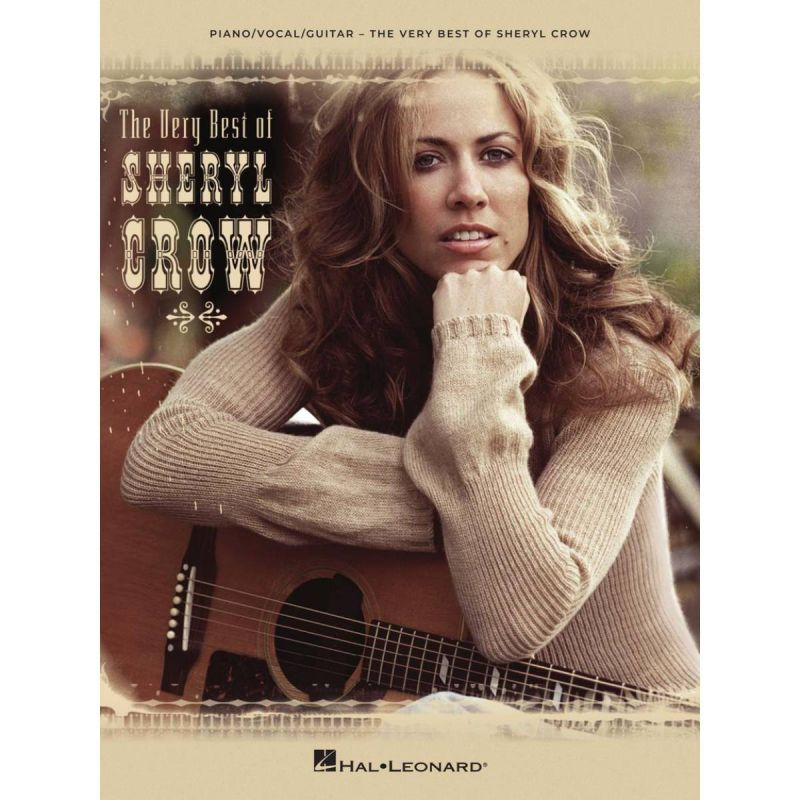 The Very Best of Sheryl Crow (Piano Vocal Guitar)