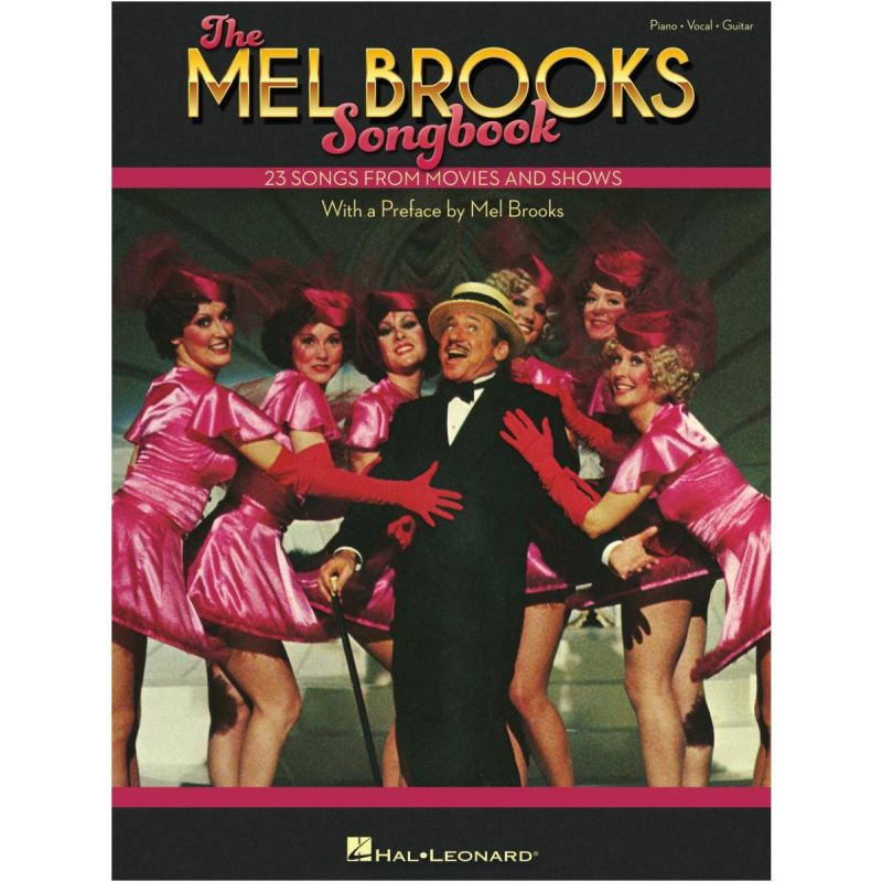The Mel Brooks Songbook (Piano, Vocal, Guitar)