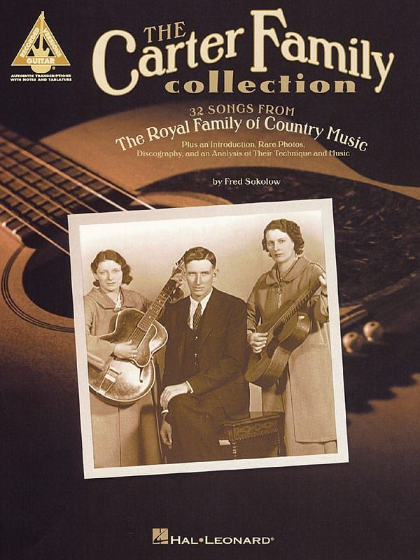 The Carter Family Collection (Guitar Tab)