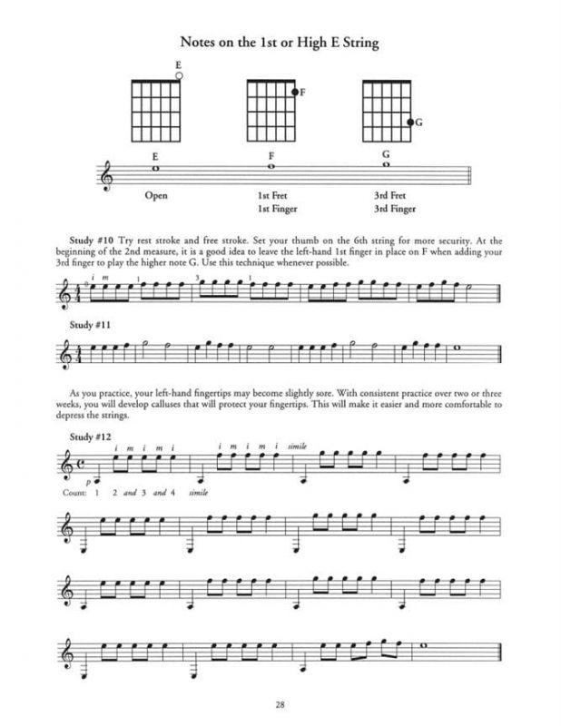 Parkening, Christopher - The Christopher Parkening Guitar Method Vol 1