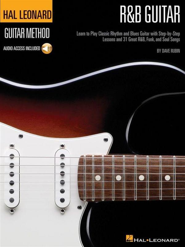 Hal Leonard Guitar Method R and B Guitar GTR