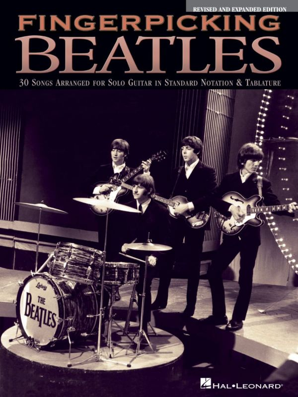 Fingerpicking Beatles (Revised and Expanded Edition)