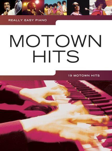 Really Easy Piano Motown Hits