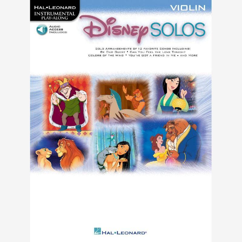 Various - Disney Solos (Violin)
