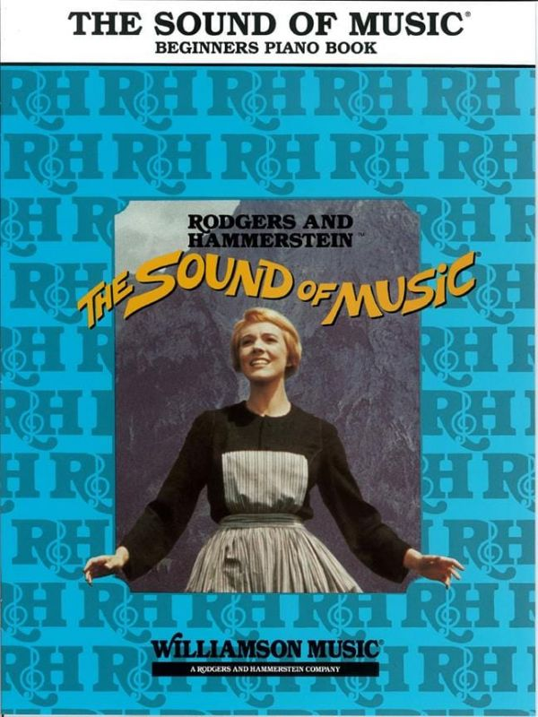 The Sound Of Music Beginners Piano Book