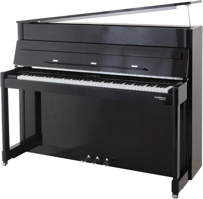 Hoffmann P114BP Upright Piano