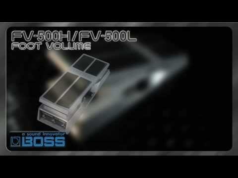 Roland FV500H Foot Volume