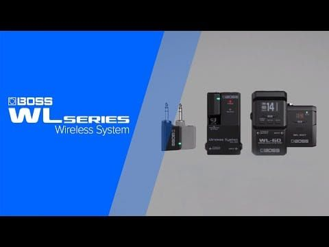 Boss WL-20 Wireless Guitar System