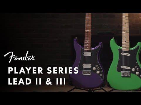 Fender Player Lead II MN BLK